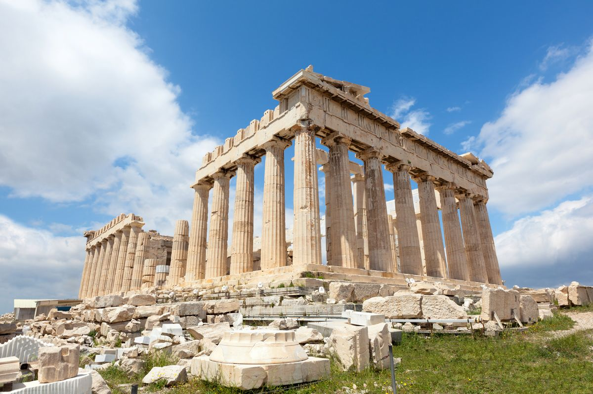 3NT PRE-CRUISE: UNESCO SITES OF GREECE