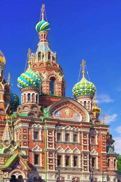 Russia Cruises & St. Petersburg