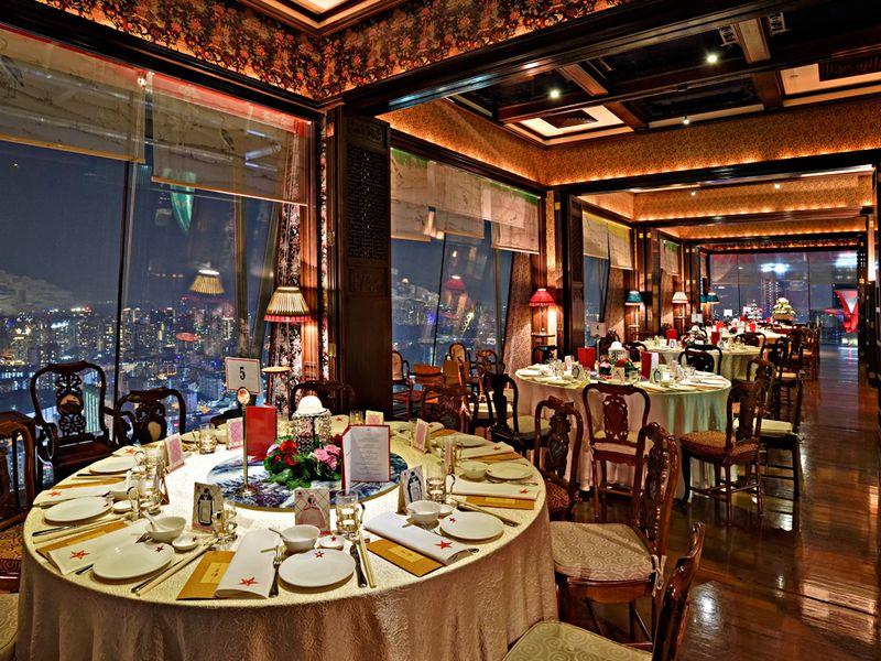 Une soirée au China Club Singapore