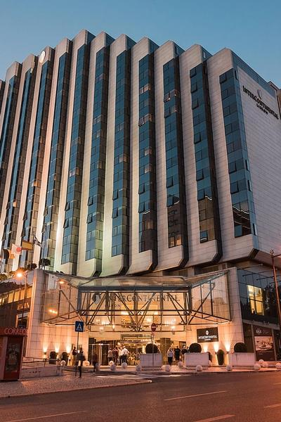 SIMPLY HOTEL: INTERCONTINENTAL LISBON