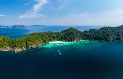 South Lampi, Merqui Archipelago