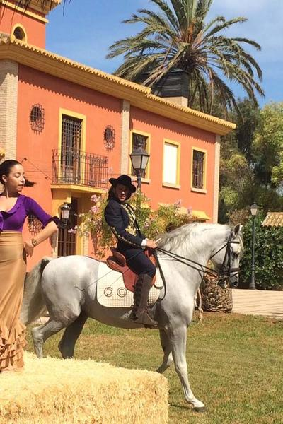 Equestrian Traditions And Flavours Of Andalucía