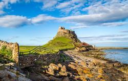 Lindisfarne Island