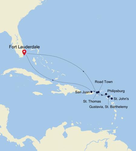 Fort Lauderdale, Florida a Fort Lauderdale, Florida