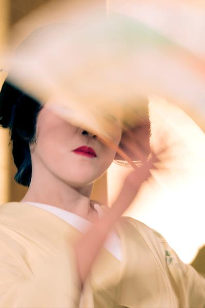 A Day in the Life of a Japanese Geisha