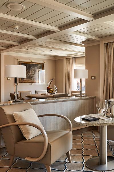 Suites De Luxo