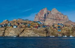Uumanaq Fjord