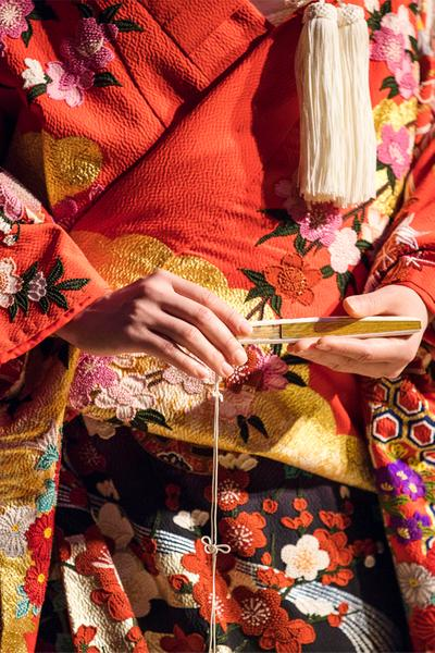 The Rituals Behind a Traditional Japanese Wedding