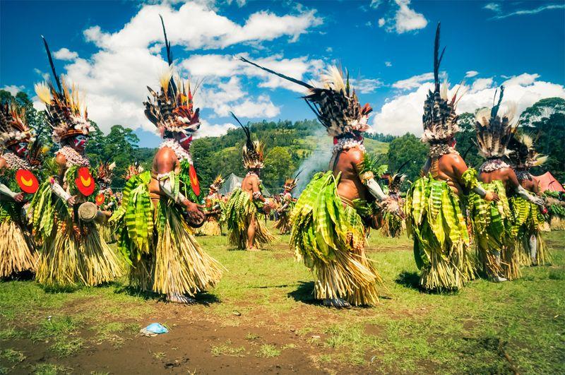 Flavors of Papua New Guinea
