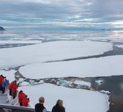 South of the Polar Circle