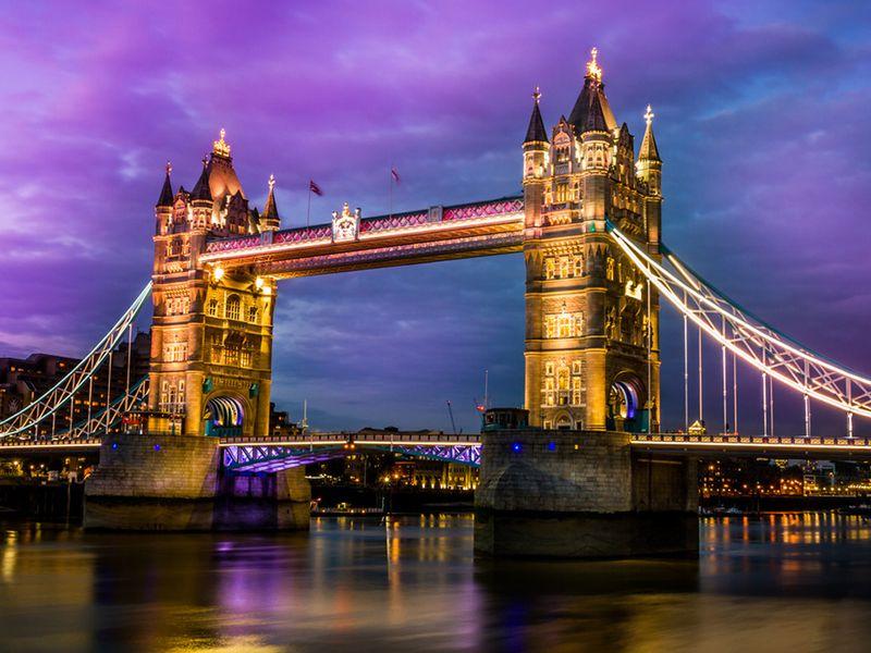 Dîner privé sur l'un des jalons emblématiques de Londres