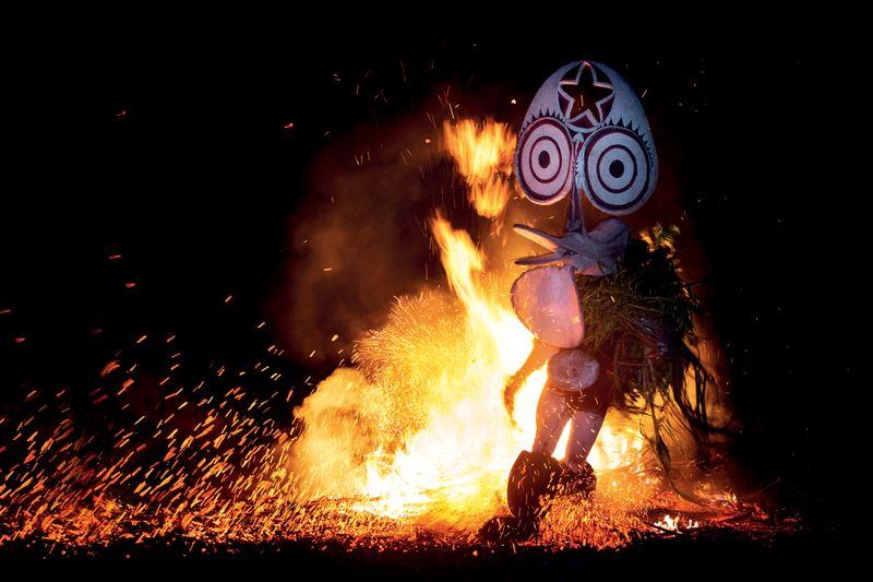 Eternal Flames: The Fire Dancers Of Melanesia