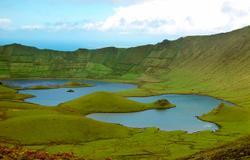 Ilha do Corvo, Azores