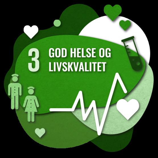 Bærekraftsmål nummer 2: God helse og livskvalitet