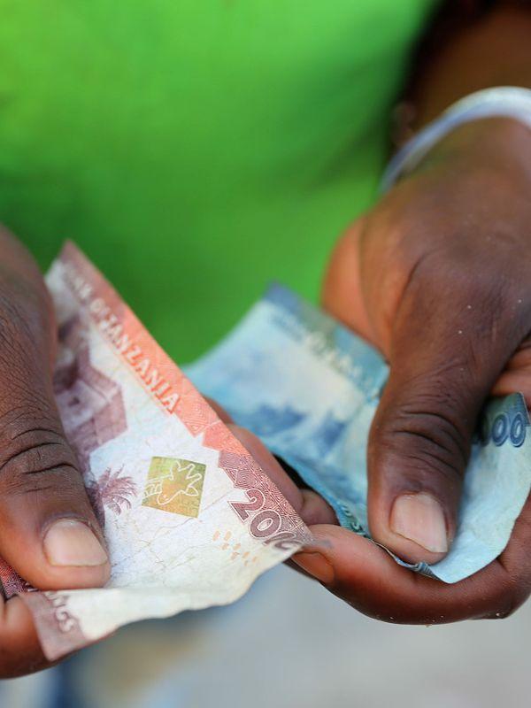 Utrydde fattigdom