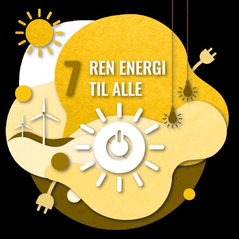 Bærekraftsmål nummer 2: Ren energi til alle