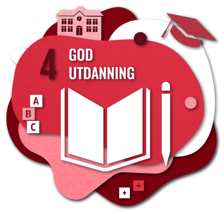 Bærekraftsmål nummer 2: God utdanning