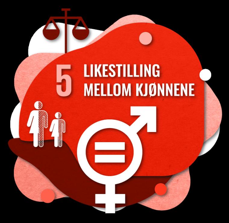 Bærekraftsmål nummer 2: Likestilling mellom kjønnene