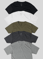 Fresh Clean Tees 5-Packs