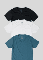 Fresh Clean Tees 3-Packs