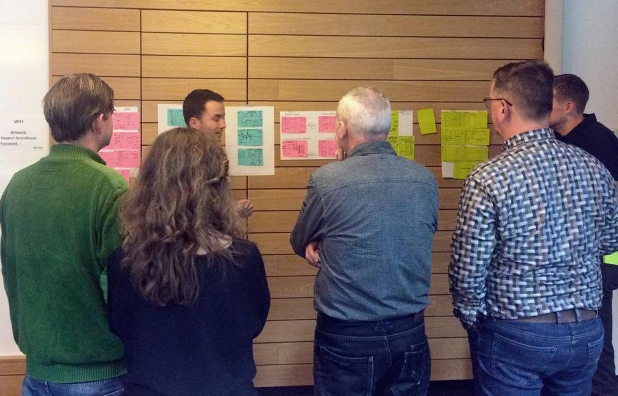 Samenwerken met gebruikersgroepen
