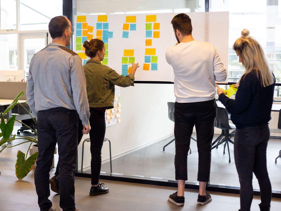 Design Sprint: de grootste uitdagingen bepalen