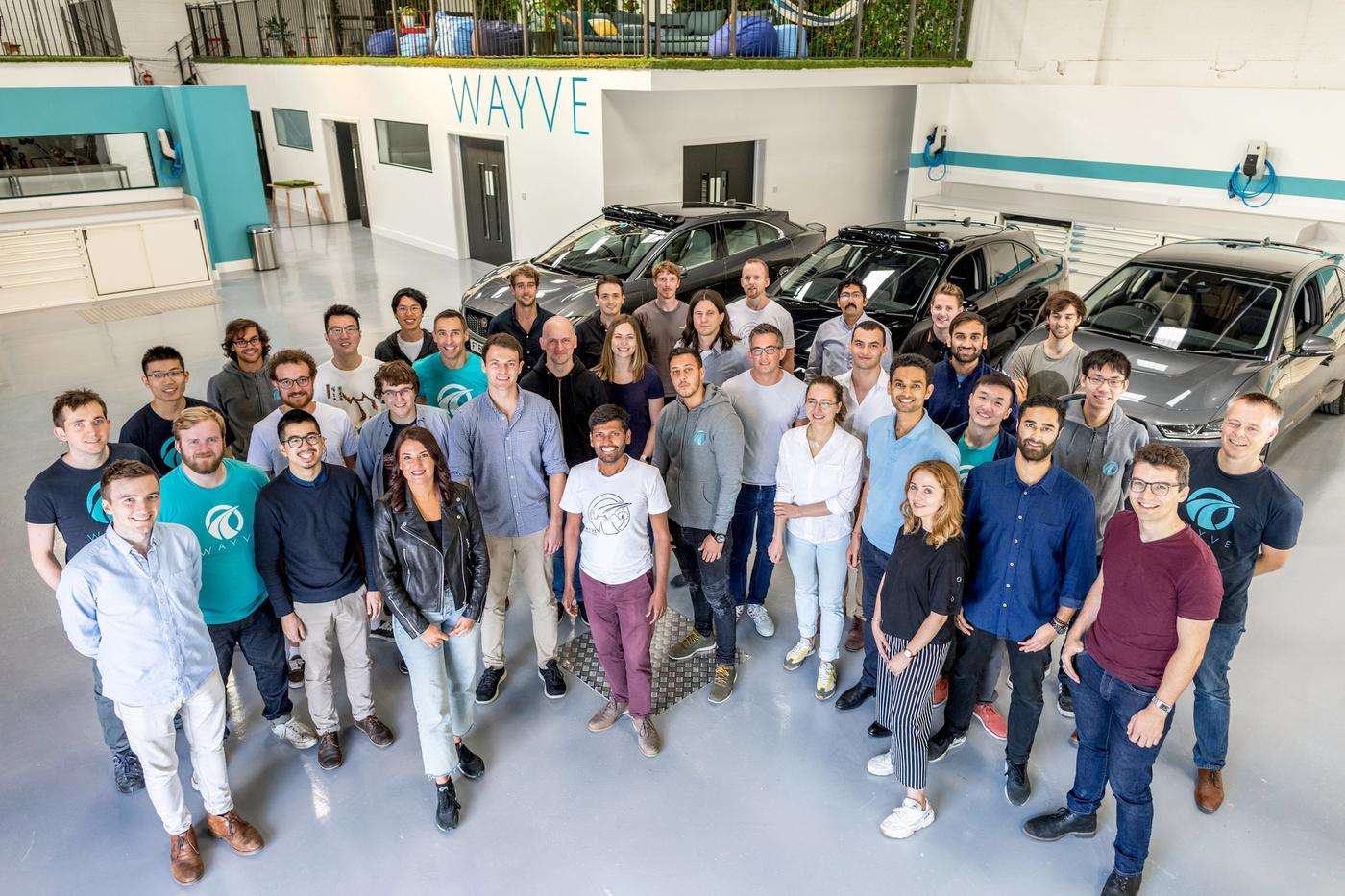 Wayve Team 2019