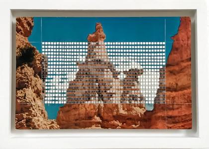 Borrowed Landscape Study No. 111 – Utah, Bryce Canyon, Queen Victoria