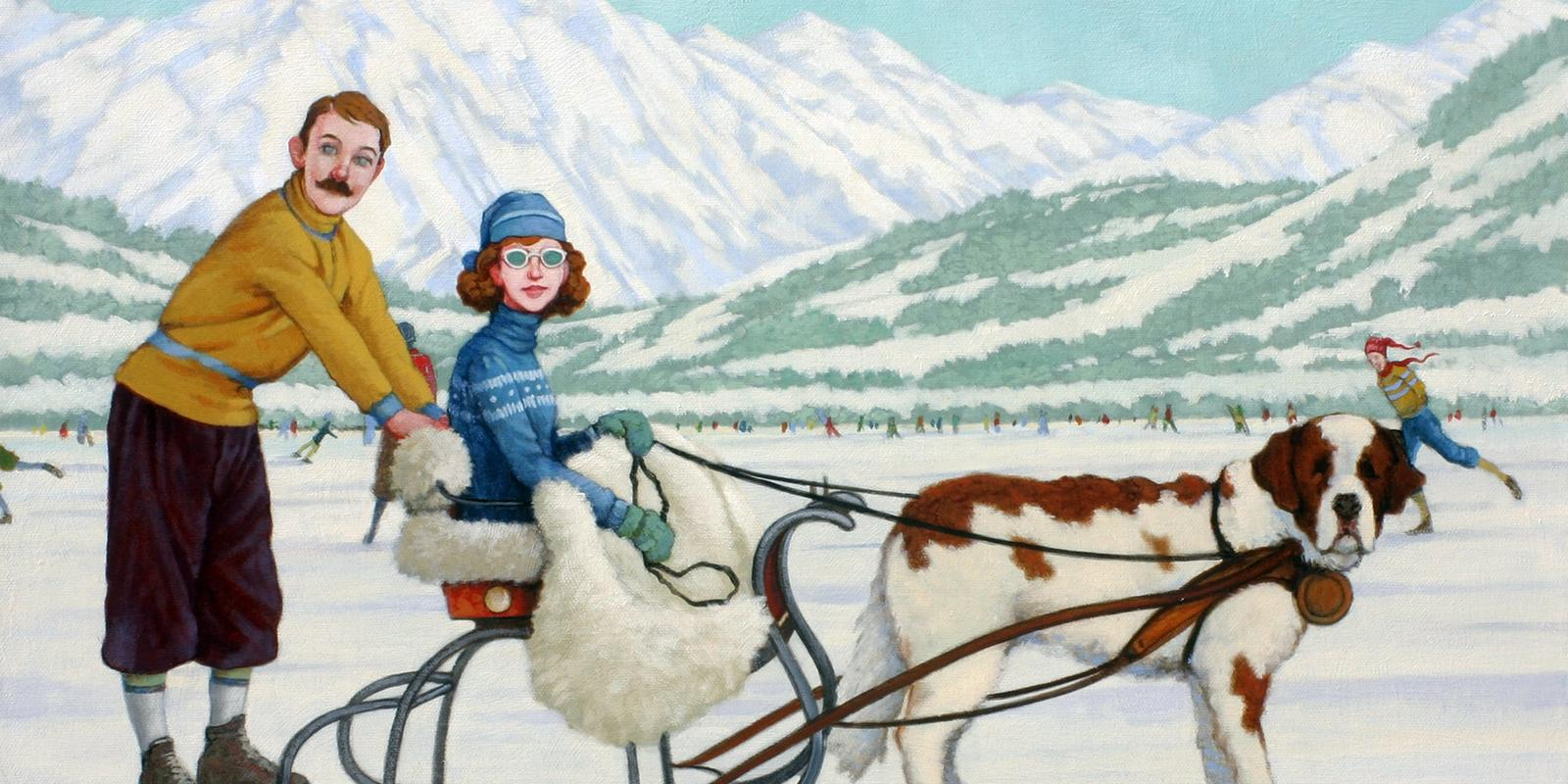Fred Calleri – Push and Pull