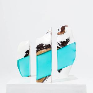 Cairn: Lopez, Ocean Blue