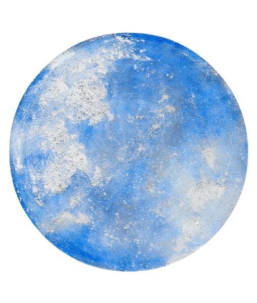 Blue Moon Geometric