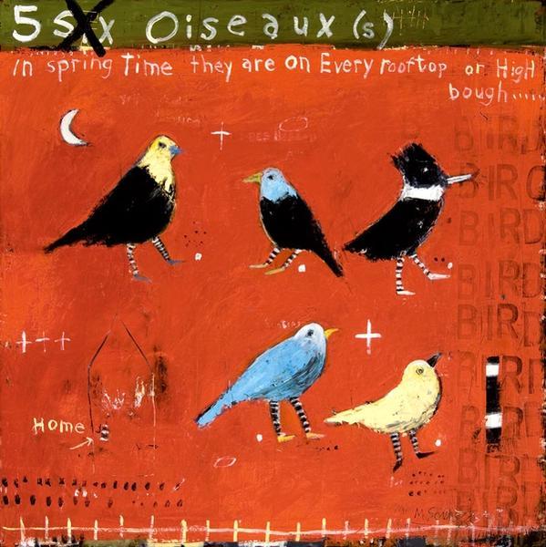 Five Oiseaux