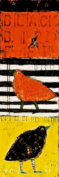 Black Bird, Red Bird