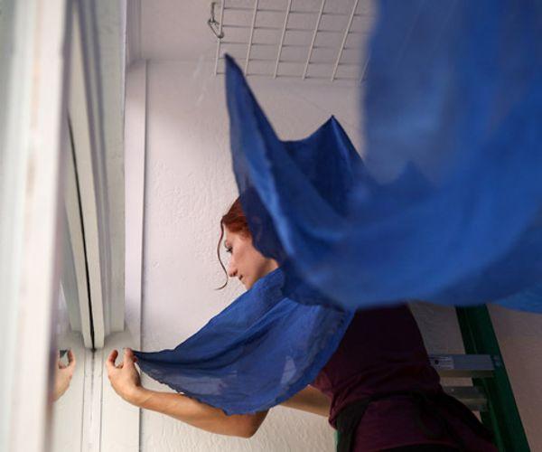 Abbie Powers Window Installation