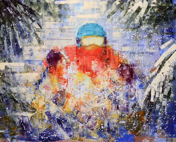 Soul Skier (Spruce Glades)