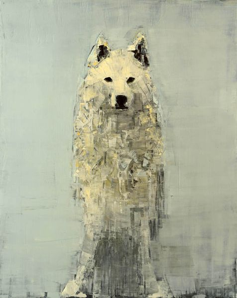 White Wolf (Winter Sky)
