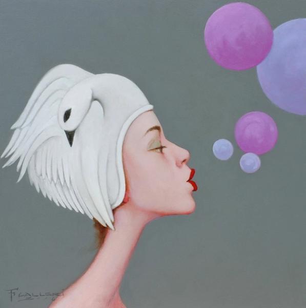 Delicate Bubbles 2