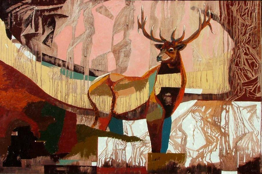 Royal Elk, Forest Light