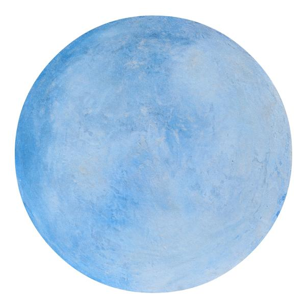 Clear Blue Moon