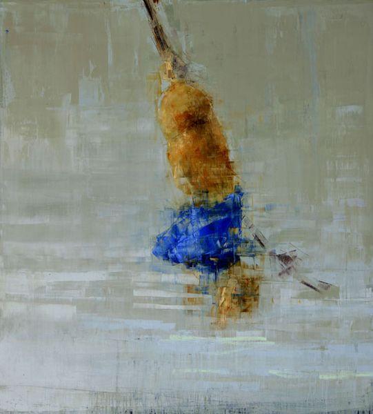 Rope Swing (Blue on Blue)