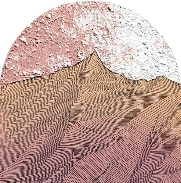 Moondust Range, Blush