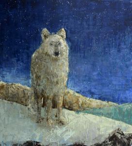 White Wolf, Starry Night
