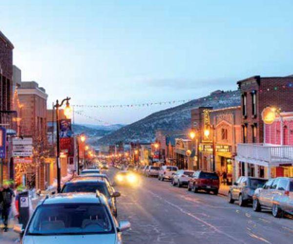 Wanderings: Park City, Utah