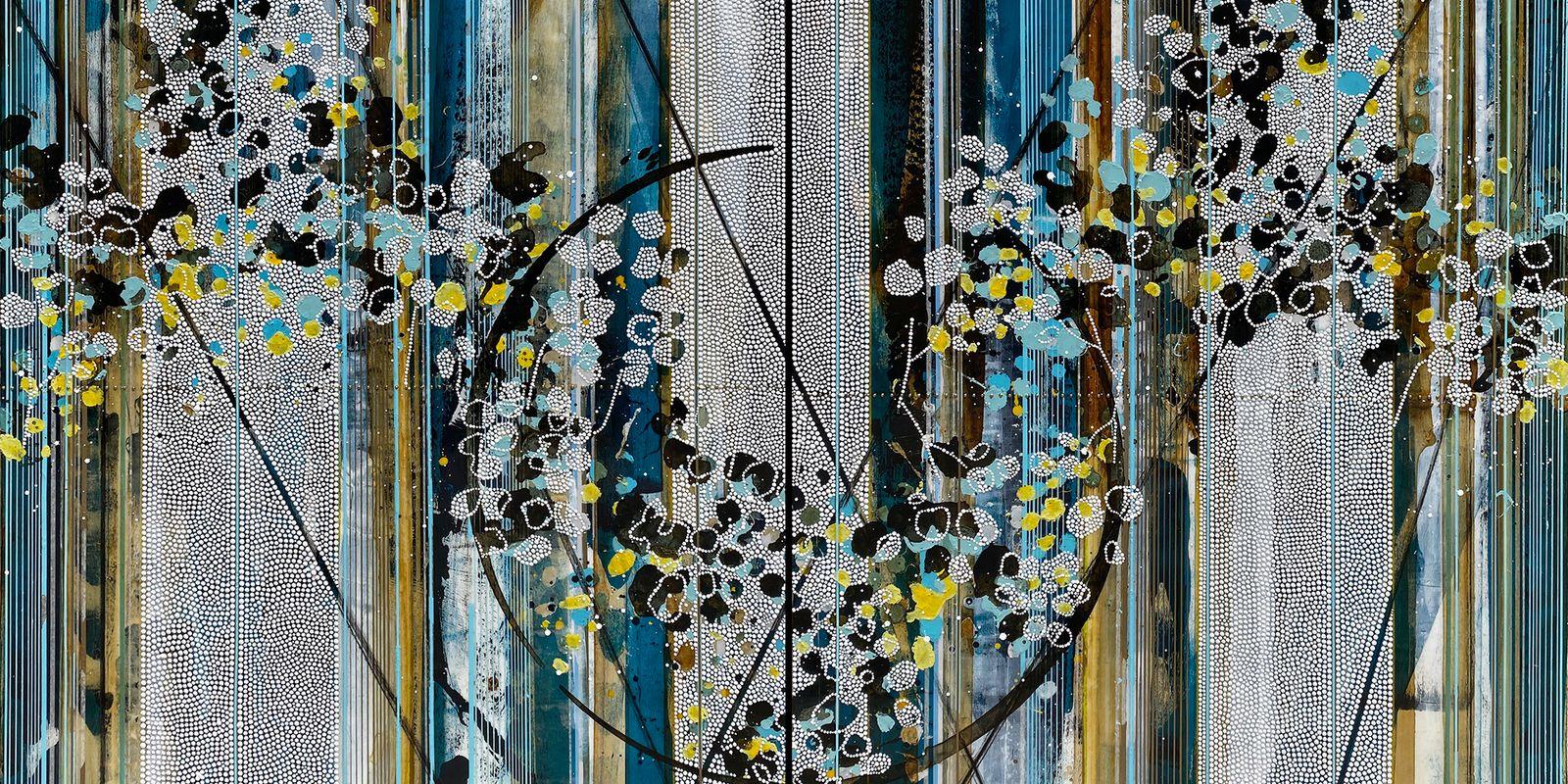 Wildflowers: Nina Tichava – Upon a Sky of Daisies