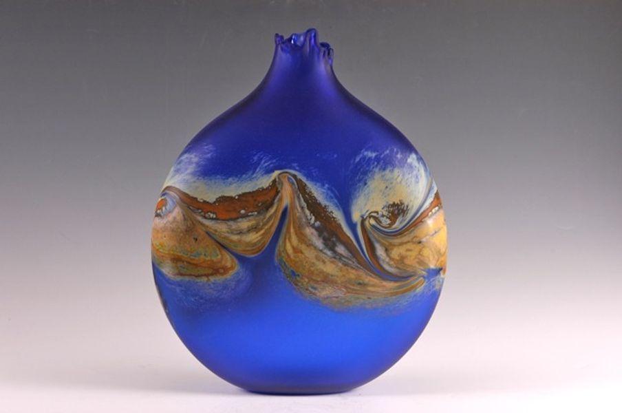 Jupiter Vase, Cobalt