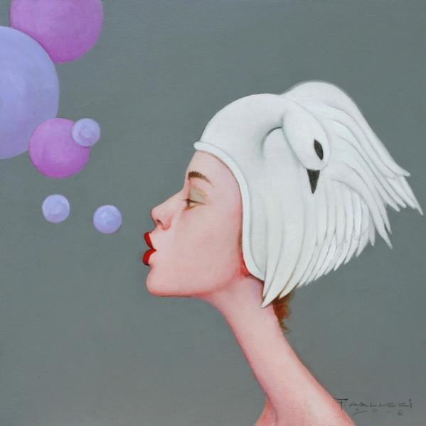 Delicate Bubbles 1