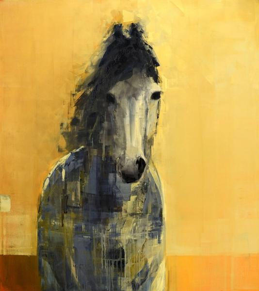 Grey Mare (on Gold)