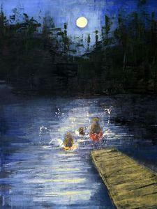Night Swim (Full Moon)