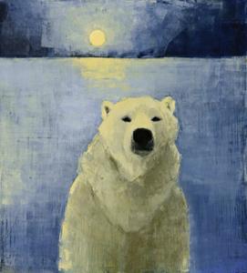 Polar Bear (Full Moon)