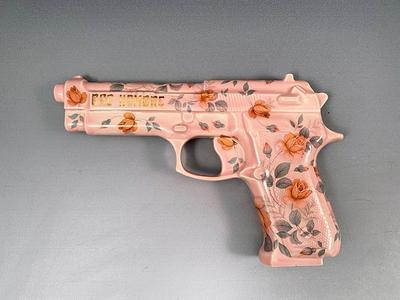 Bad Hombre, Pink Pistol